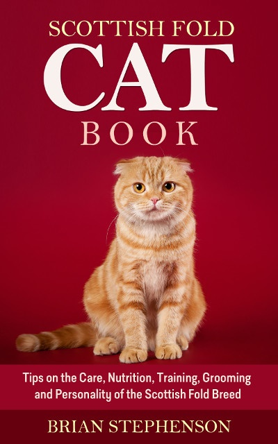 Scottish Fold Cat Book